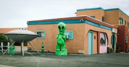 Roswell, New Mexico April 6, 2018