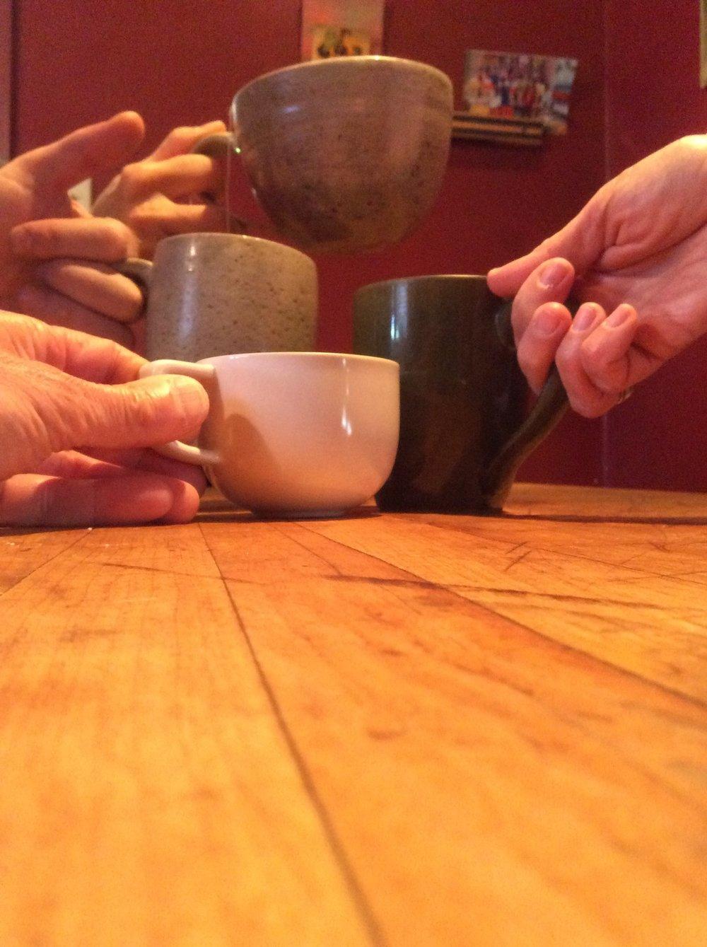 mug shot at Craig and Ali's